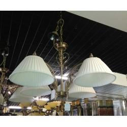 LAMPARA 2586-4 C/PTLLAS